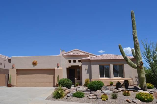 4830 W Saguaro Point Place, Marana, AZ 85658 (#21930571) :: Luxury Group - Realty Executives Tucson Elite