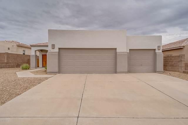 4852 W Saguaro Point Place, Marana, AZ 85658 (#21930582) :: Luxury Group - Realty Executives Tucson Elite