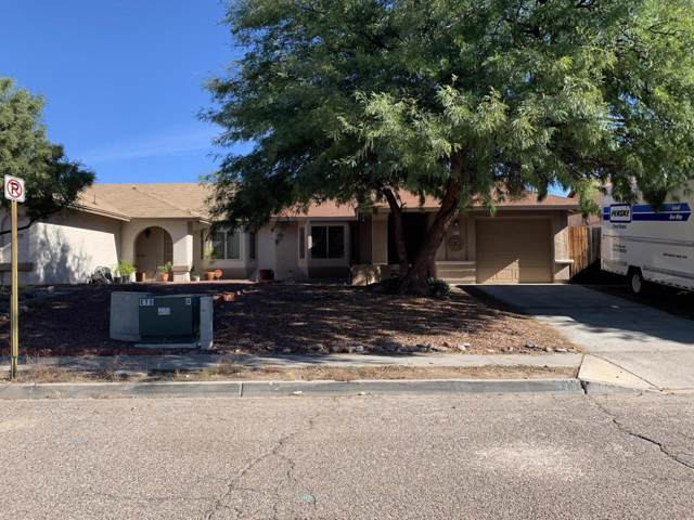 4813 S Lincoln Ridge Drive, Tucson, AZ 85730 (#21930583) :: Long Realty - The Vallee Gold Team