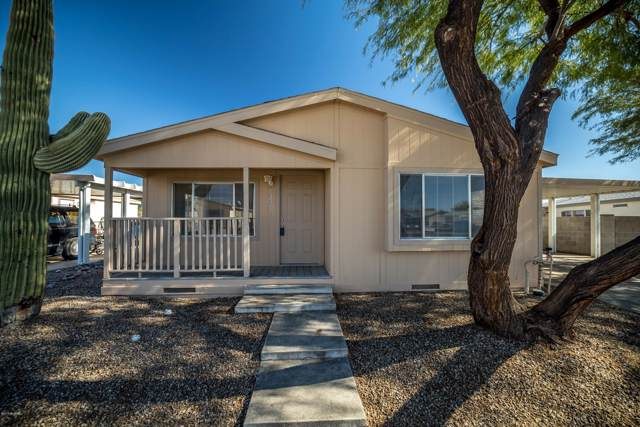 6227 S Black Water Drive, Tucson, AZ 85706 (#21930607) :: Long Realty - The Vallee Gold Team