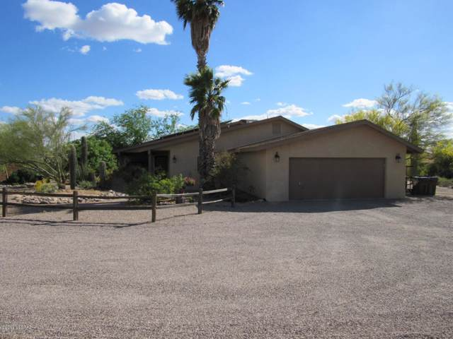 8021 N Padova Place, Tucson, AZ 85741 (#21930628) :: Long Realty - The Vallee Gold Team