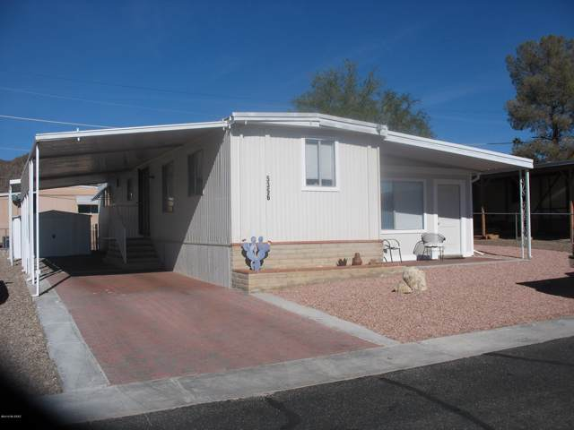 5356 W Flying W Street, Tucson, AZ 85713 (#21930637) :: The Local Real Estate Group | Realty Executives