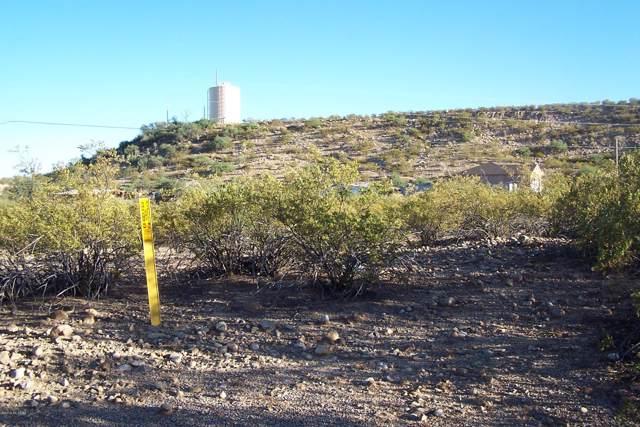 Lot 156 Navajo Drive #156, Safford, AZ 85546 (#21930639) :: Tucson Property Executives