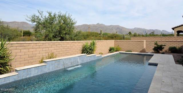 9401 E Spur Crossing Place, Tucson, AZ 85749 (#21930642) :: Long Realty - The Vallee Gold Team