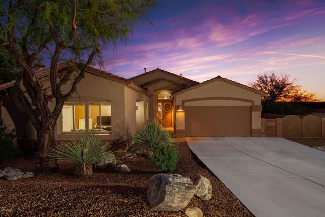 10974 E Vuelta Merecumbe, Tucson, AZ 85730 (#21930672) :: The Local Real Estate Group   Realty Executives