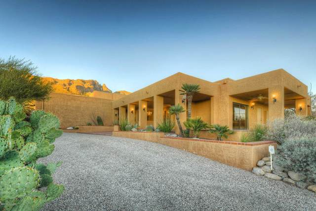 7046 N Mercer Spring Place, Tucson, AZ 85718 (#21930683) :: Long Realty - The Vallee Gold Team