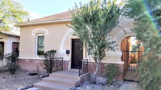 535 S 5Th Avenue, Tucson, AZ 85701 (#21930694) :: Long Realty - The Vallee Gold Team