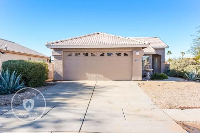 7162 W Hunnington Drive, Tucson, AZ 85743 (#21930715) :: Long Realty - The Vallee Gold Team