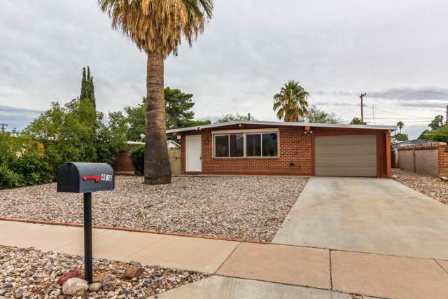4916 E Lee Street, Tucson, AZ 85712 (#21930719) :: Long Realty - The Vallee Gold Team