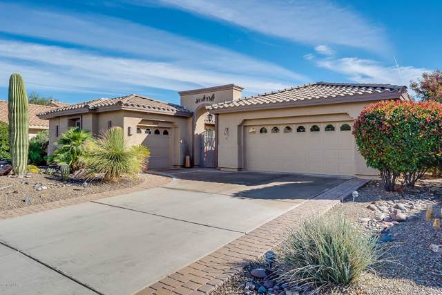 2426 E Mayview Drive, Green Valley, AZ 85614 (#21930734) :: Long Realty - The Vallee Gold Team