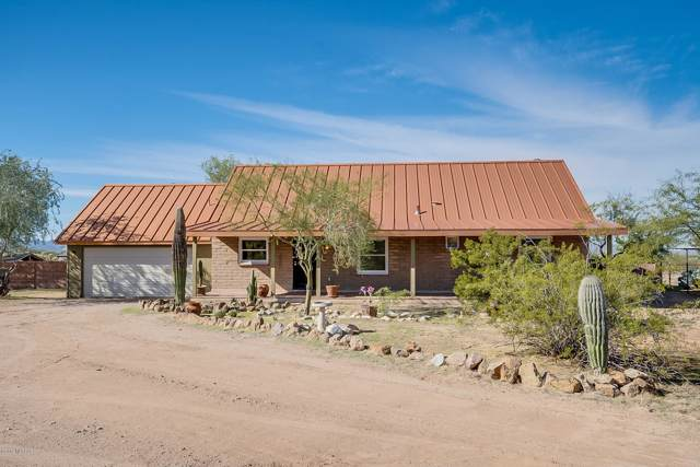4425 N Old Ranch Road, Tucson, AZ 85743 (#21930767) :: Realty Executives Tucson Elite