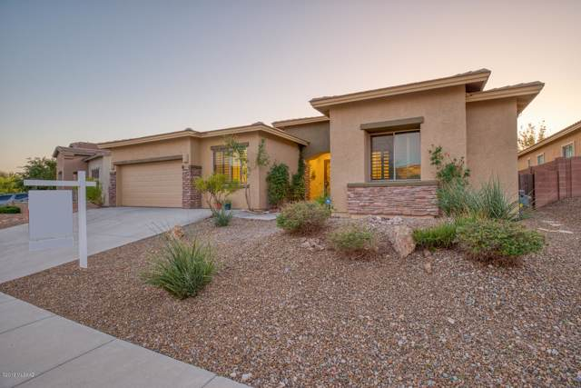 11915 N Mesquite Hollow Drive, Oro Valley, AZ 85737 (#21930781) :: Long Realty - The Vallee Gold Team