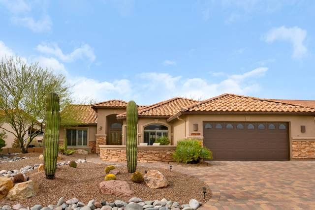 37658 S Desert Bluff Drive, Tucson, AZ 85739 (#21930799) :: Long Realty - The Vallee Gold Team