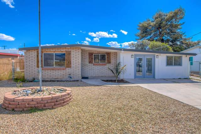 5056 E Adams Street, Tucson, AZ 85712 (#21930807) :: Long Realty - The Vallee Gold Team