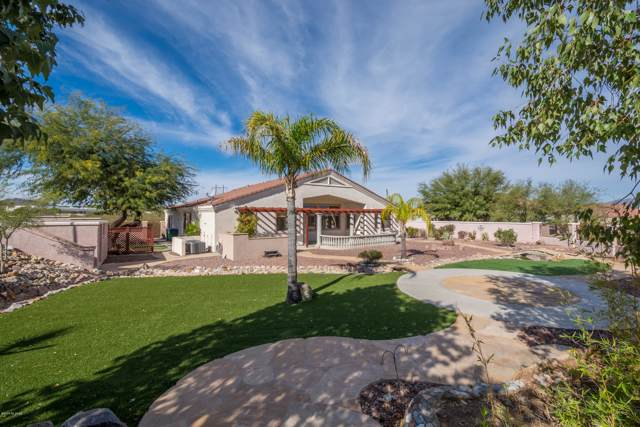 7998 N Via Laguna Niguel, Tucson, AZ 85743 (#21930834) :: Long Realty - The Vallee Gold Team