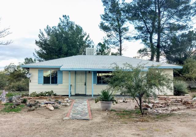 1428 N Cemetery Road, Benson, AZ 85602 (#21930856) :: Keller Williams