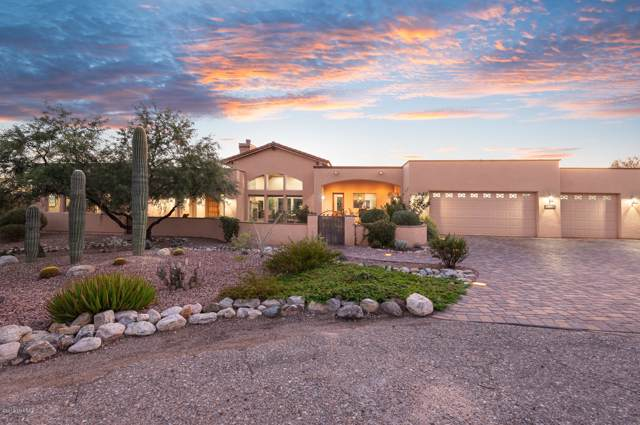 7310 E Wikieup Circle, Tucson, AZ 85750 (#21930881) :: Long Realty Company