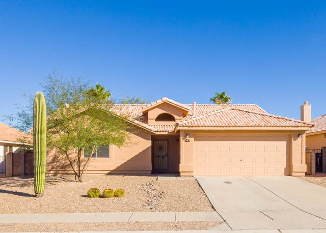 547 S Vermilion Cliffs Avenue, Tucson, AZ 85748 (#21930914) :: The Local Real Estate Group | Realty Executives