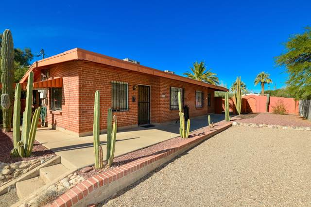 2048/2050 E 6Th Street, Tucson, AZ 85719 (#21930933) :: Long Realty - The Vallee Gold Team