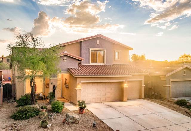 842 E Deer Spring Canyon Place, Sahuarita, AZ 85629 (#21930934) :: Long Realty - The Vallee Gold Team