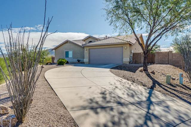 585 W Grantham Street, Vail, AZ 85641 (#21930965) :: Keller Williams