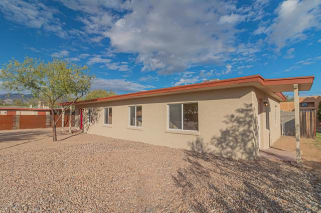 2116/2118 N Bell Avenue, Tucson, AZ 85712 (#21930967) :: Long Realty - The Vallee Gold Team