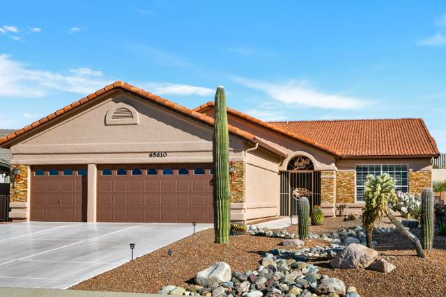 65610 E Rose Crest Dr, Saddlebrooke, AZ 85739 (#21930973) :: Long Realty - The Vallee Gold Team