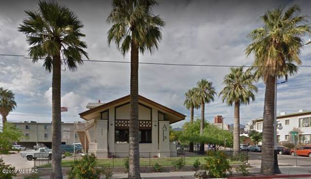 645 E University Boulevard, Tucson, AZ 85705 (#21930982) :: Long Realty - The Vallee Gold Team