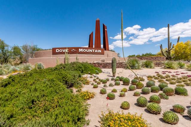 4842 W Lone Dove Drive #2, Marana, AZ 85658 (#21931009) :: Gateway Partners | Realty Executives Tucson Elite