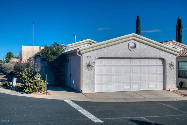 496 W Windham Boulevard, Green Valley, AZ 85614 (#21931012) :: Keller Williams