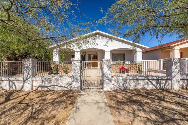 1007 N 3Rd Avenue, Tucson, AZ 85705 (#21931029) :: Gateway Partners | Realty Executives Tucson Elite