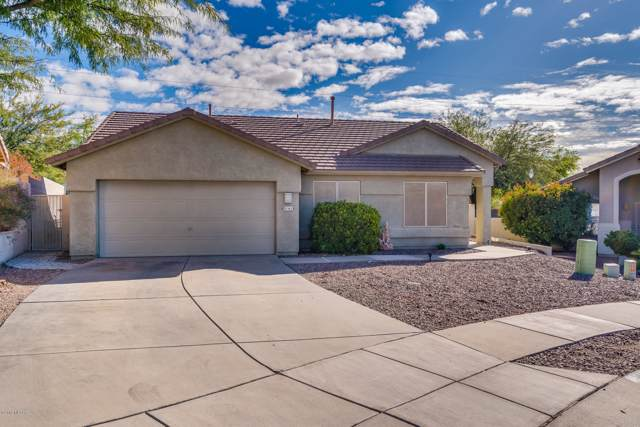 3161 S Austin Point Drive, Tucson, AZ 85730 (MLS #21931039) :: The Property Partners at eXp Realty