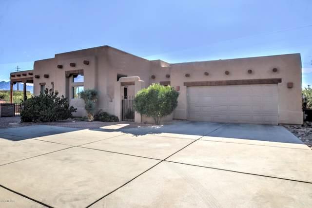 1351 W Via Del Petirrojo, Green Valley, AZ 85622 (#21931040) :: Long Realty - The Vallee Gold Team