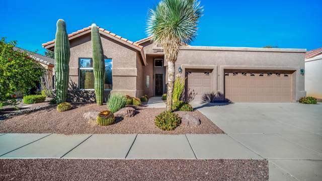 345 E Desert Golf Place, Tucson, AZ 85737 (#21931053) :: Long Realty - The Vallee Gold Team