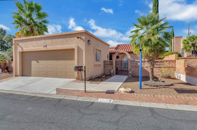 2820 S Via Del Bac, Green Valley, AZ 85622 (#21931065) :: Long Realty - The Vallee Gold Team