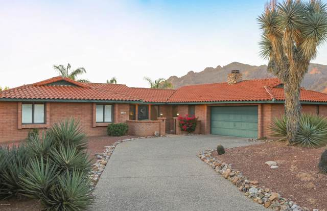 1461 E Paseo Del Zorro, Tucson, AZ 85718 (#21931085) :: Long Realty - The Vallee Gold Team