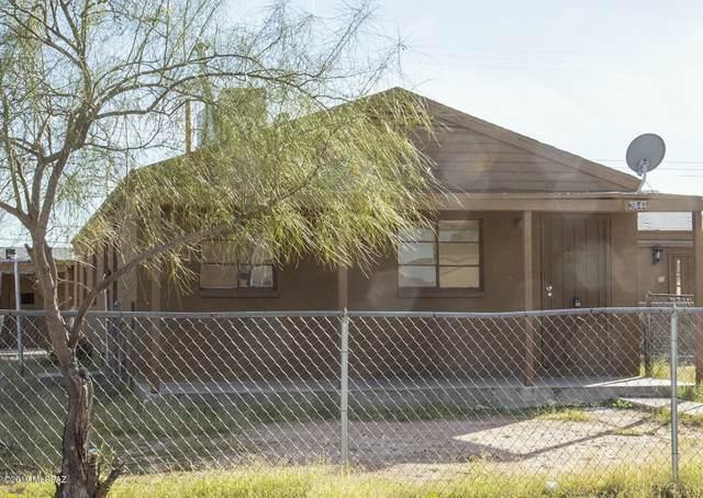 2844 S Coconino Vista, Tucson, AZ 85713 (#21931088) :: Gateway Partners | Realty Executives Tucson Elite