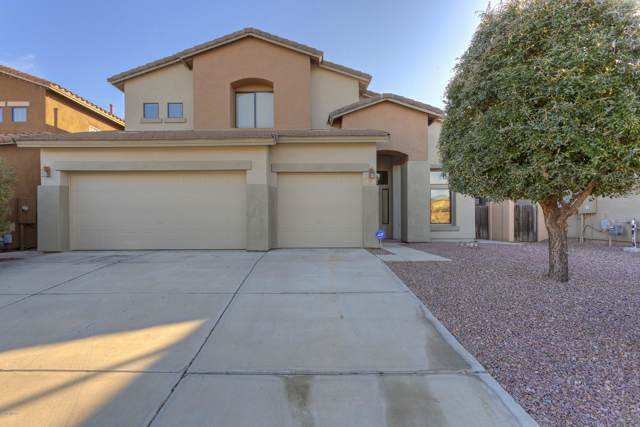 20 E Calle Tierra Serena, Sahuarita, AZ 85629 (#21931099) :: Long Realty - The Vallee Gold Team