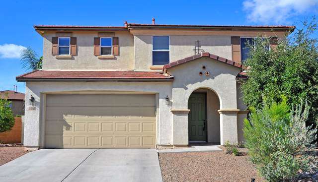 3709 E Capriole Place, Tucson, AZ 85739 (#21931149) :: Long Realty - The Vallee Gold Team