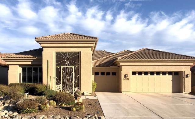 62120 E Valley Crest Court, Saddlebrooke, AZ 85739 (#21931162) :: Keller Williams