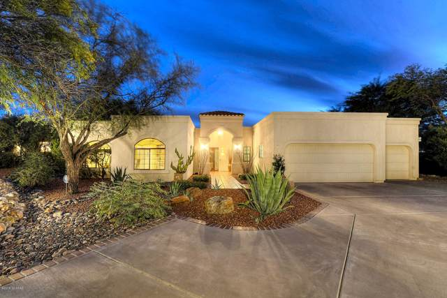 1428 S Walnut Spring Place, Green Valley, AZ 85614 (#21931171) :: Long Realty - The Vallee Gold Team