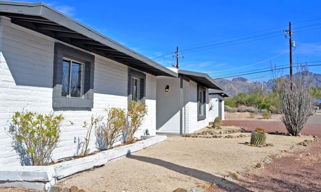6001 N La Canada Drive, Tucson, AZ 85704 (#21931178) :: Long Realty - The Vallee Gold Team