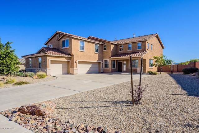 10685 S Distillery Canyon Spring Drive, Vail, AZ 85641 (#21931193) :: The Josh Berkley Team