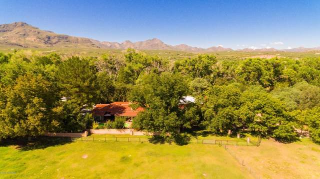 35 Clark Crossing Road, Tubac, AZ 85646 (#21931216) :: Long Realty - The Vallee Gold Team