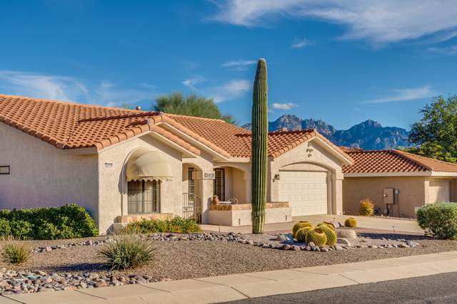 14730 N Palmwood Drive, Oro Valley, AZ 85755 (#21931217) :: Long Realty - The Vallee Gold Team