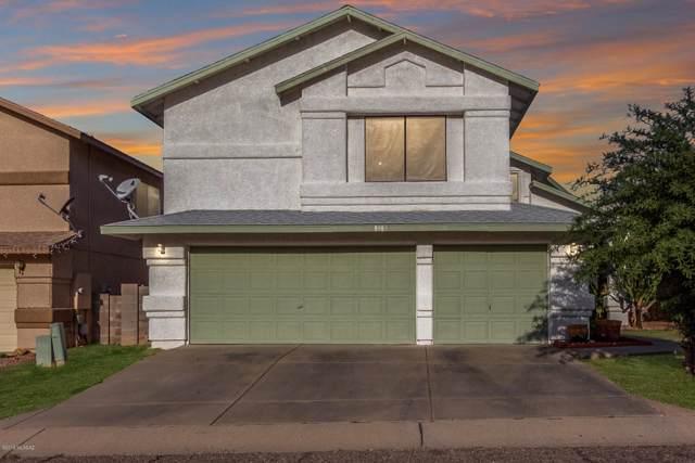 8983 N Tiger Eye Way, Tucson, AZ 85742 (#21931257) :: Long Realty Company