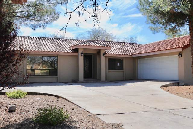 1845 W Sunset Drive, Nogales, AZ 85621 (#21931265) :: Long Realty - The Vallee Gold Team