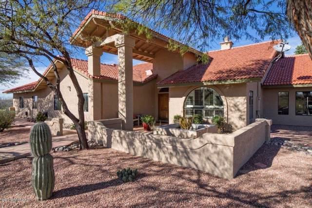 11751 E Calle Del Valle, Tucson, AZ 85749 (#21931267) :: Keller Williams