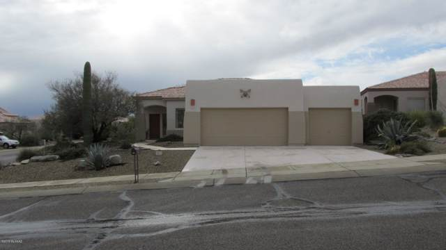 4827 W Saguaro Point Place, Marana, AZ 85658 (#21931276) :: Luxury Group - Realty Executives Tucson Elite