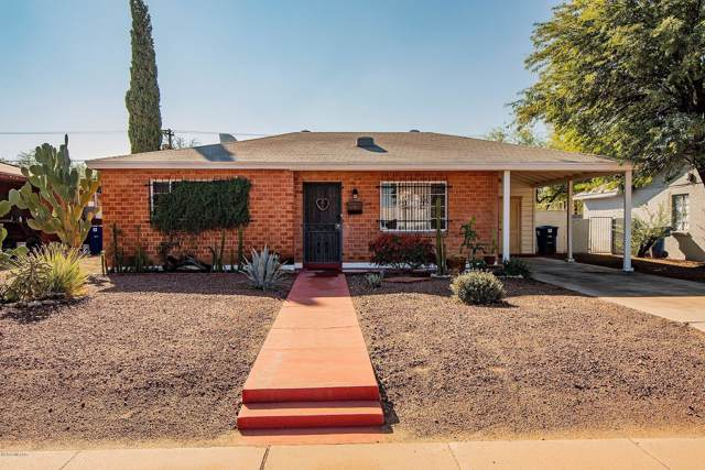 2322 E 21St Street, Tucson, AZ 85719 (MLS #21931311) :: The Property Partners at eXp Realty